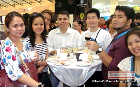 Food and Lifestyle Bloggers at the SM Supermarket Launch