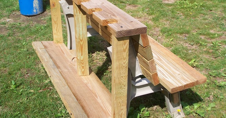 Gun Stand Designs : The lost target build a gun rack for clay shooting