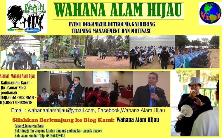 Wahana Alam Hijau, Pontianak Kalimantan Barat