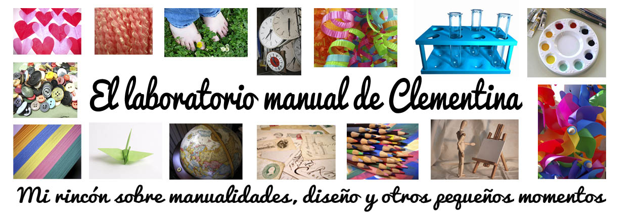 El laboratorio manual de Clementina