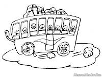 Pulang Kampung Dengan Mobil Bus