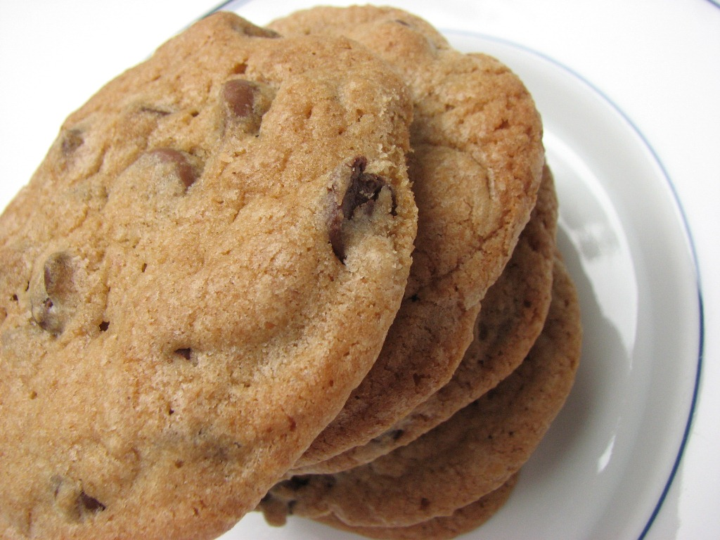 Heidi Bakes Whole Wheat Chocolate Chip Cookies