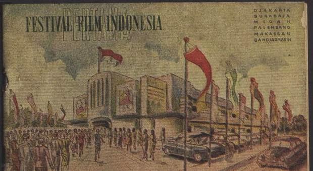 Festival Film Pertama di Indonesia