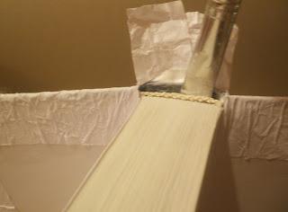 шкатулка из книги