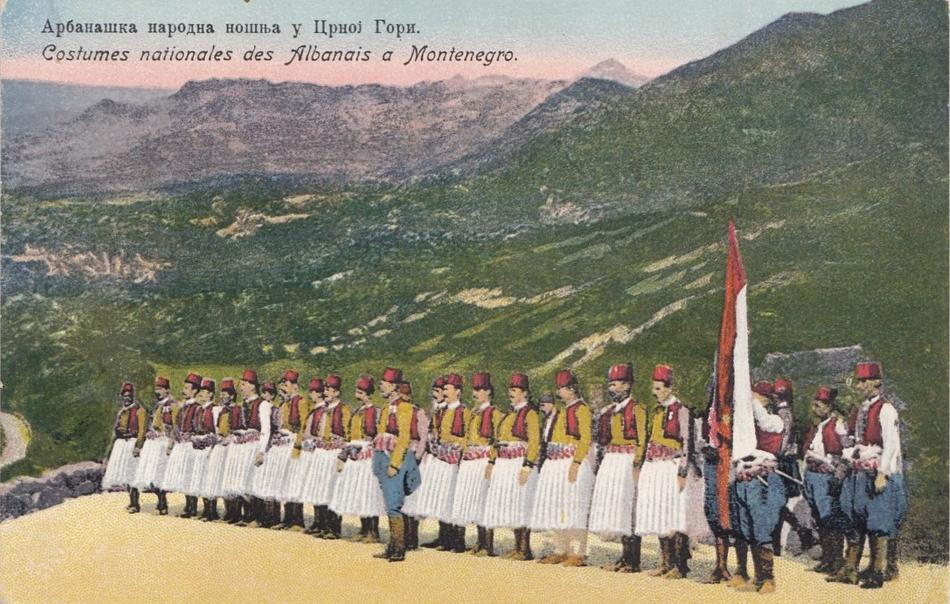 Aλβανοί τού Μαυροβουνίου(Montenegro)
