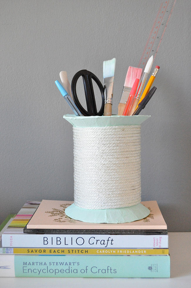 Giant Spool Organizer