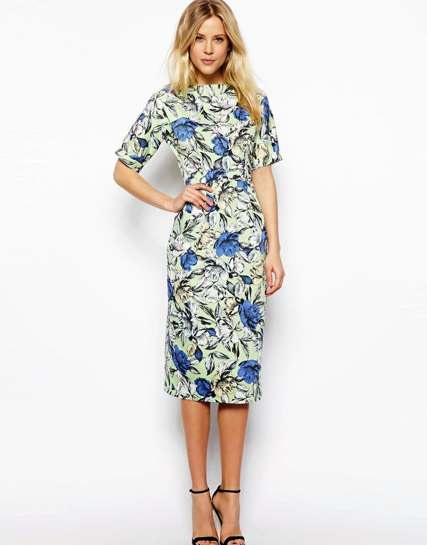 Modest printed dress with sleeves modest fashion trendy modest fashion muslim jewish mormon lds pentecostal islamic tznius hijab