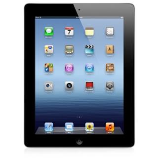 Harga dan Spesifikasi Apple - iPad 4 Wi-Fi 32GB Terbaru