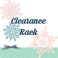 Clearance Rack!