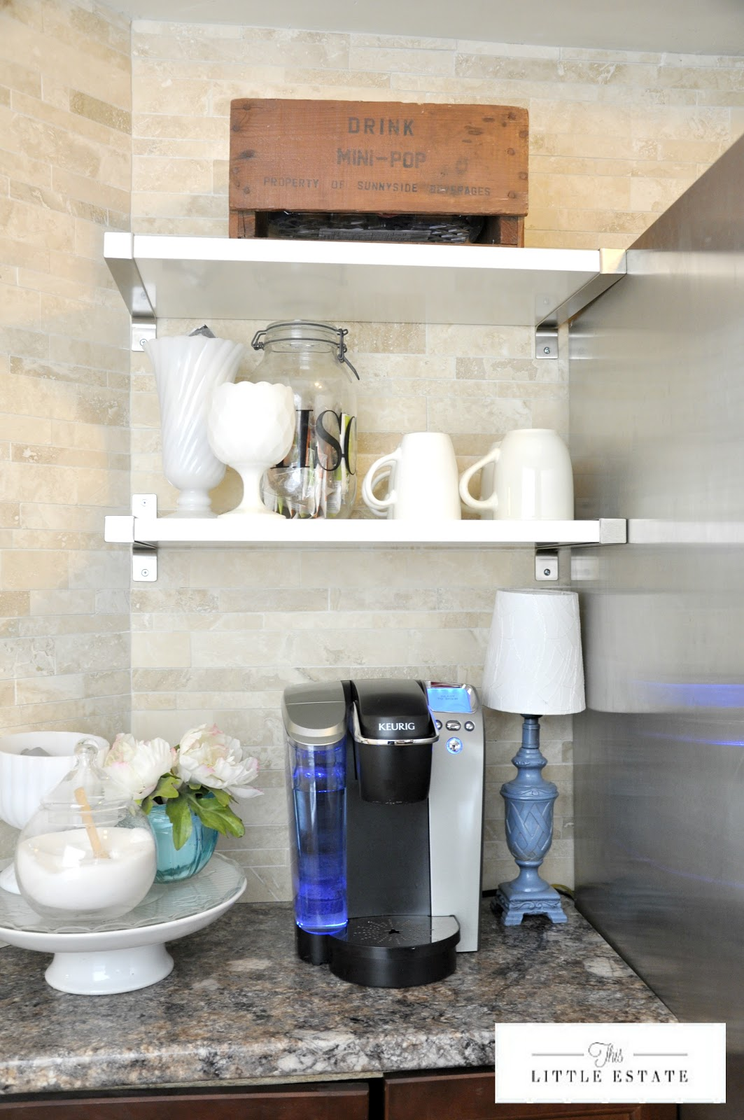 Everything YOU need to know for a DIY kitchen remodel. | This Little on