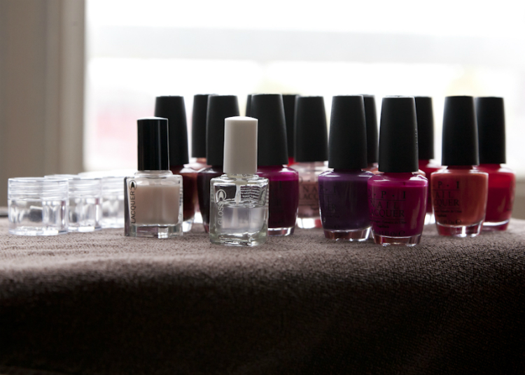 nailpolish cosmetics opi