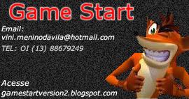 Cartão de visita do blog