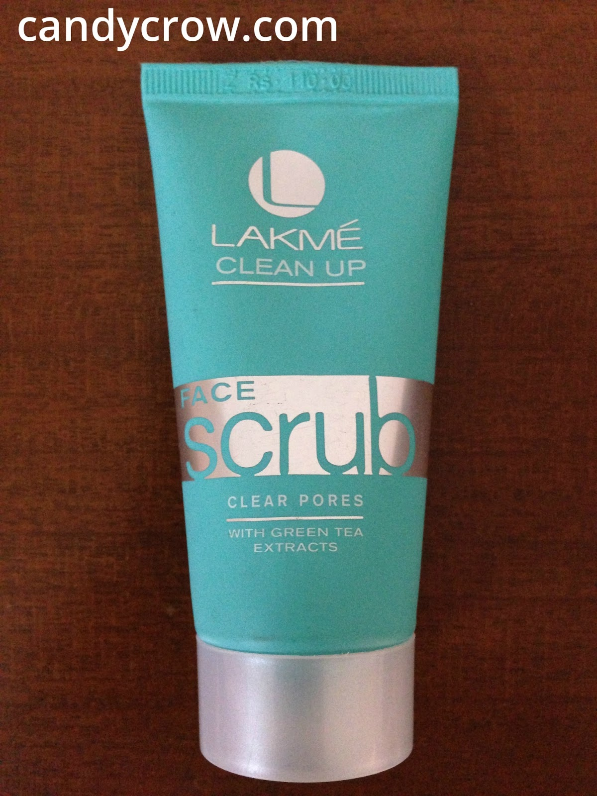 Lakme  Clear Pores Scrub Review