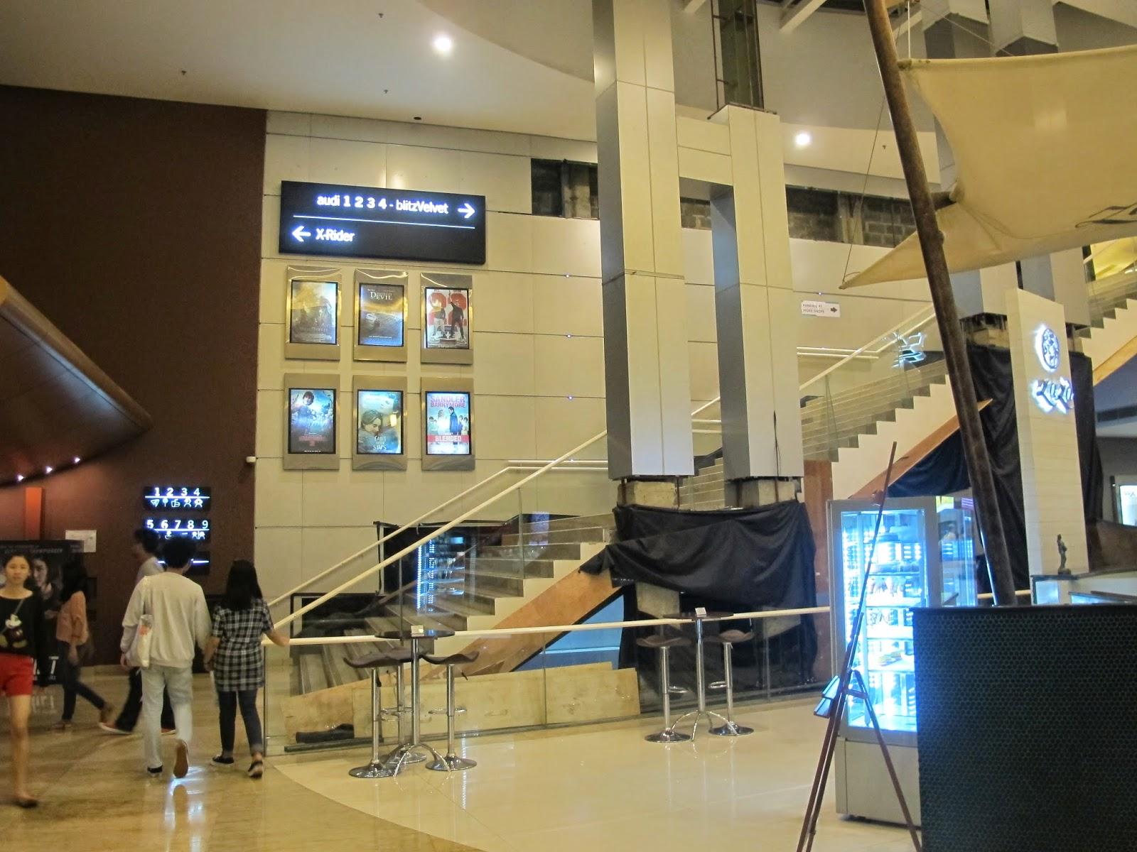 Michelle noms 4dx movie experience blitzmegaplex pvj a glimpse of blitzmegaplex reheart Gallery