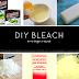 DIY: Secret Formula Bleach for Skin Whitening…