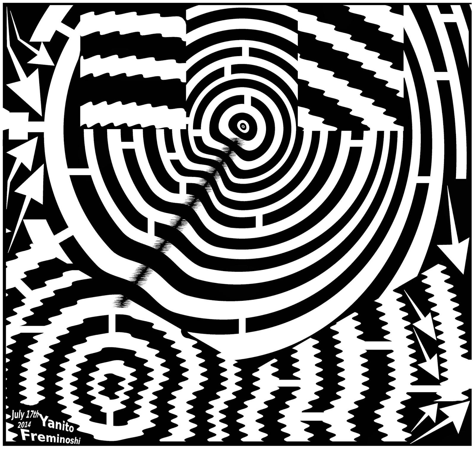 multiple targets maze