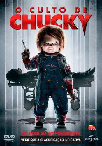 O Culto de Chucky Torrent – BluRay 720p/1080p Dual Áudio