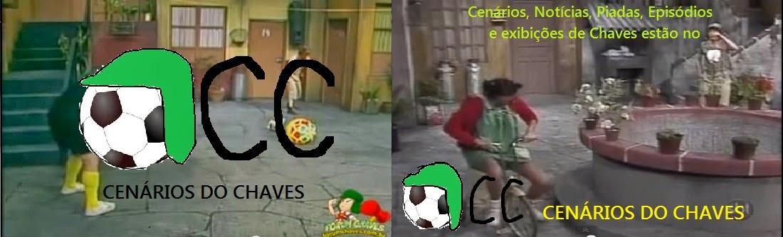 Cenários do Chaves