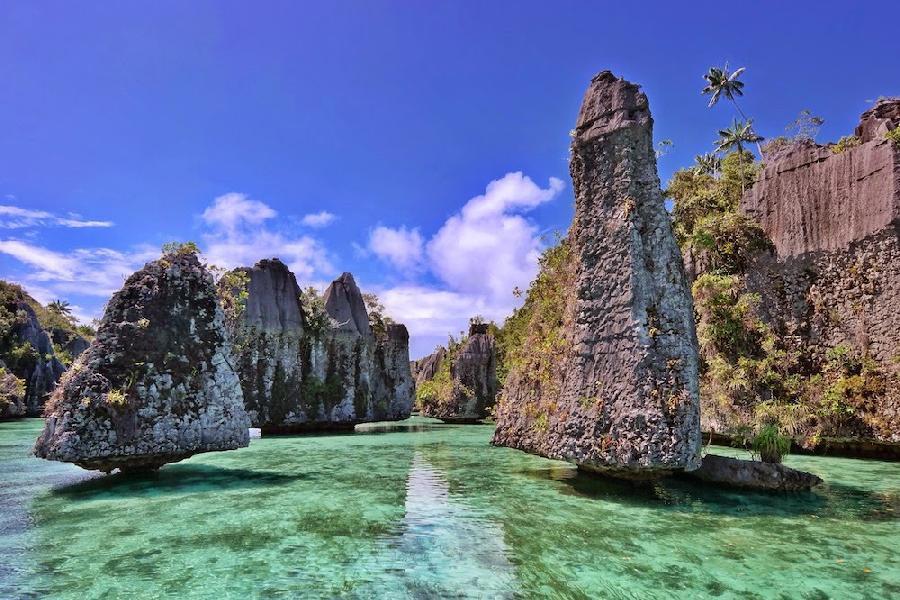 wallpaper keindahan alam di raja ampat indonesia beserta tutorial informasi
