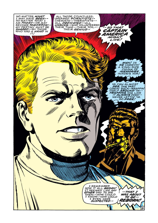 Captain America (1968) Issue #109 #23 - English 9