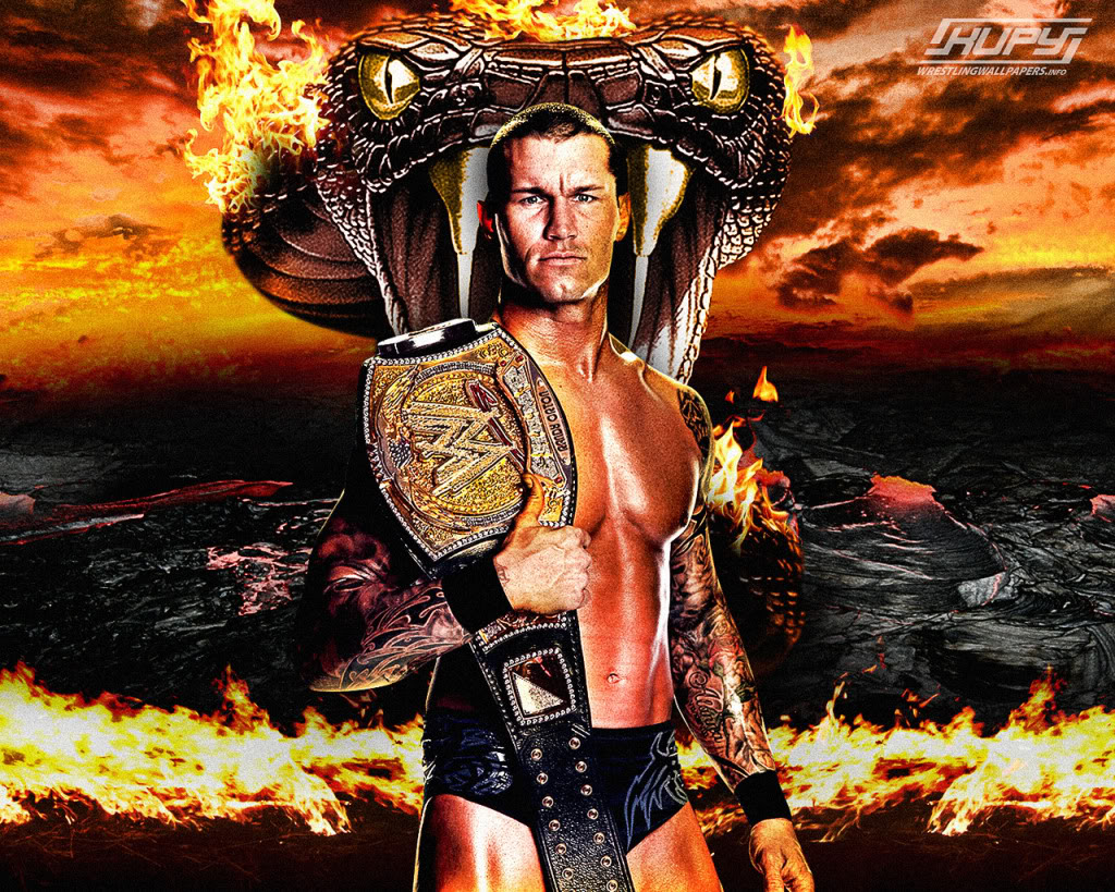 Cool sports players wwe randy orton logo for Cool wwe pictures