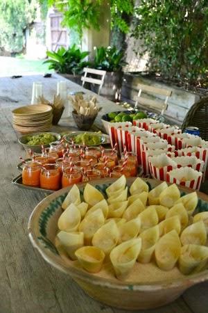 A 30th Garden Party