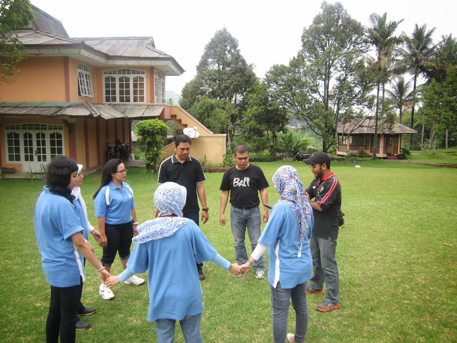 outbound di sentul