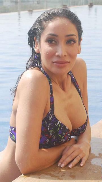 Sofia Hayat Bikini Wallpapers 2013