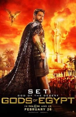 SINOPSIS Gods of Egypt (2016) - Kisah Dewa Mesir