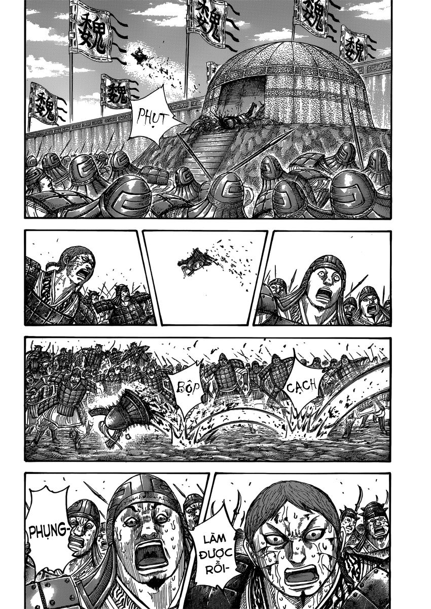 Kingdom – Vương Giả Thiên Hạ (Tổng Hợp) chap 400 page 6 - IZTruyenTranh.com