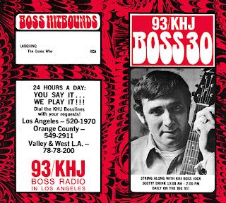 KHJ Boss 30 No. 208 - Scotty Brink