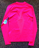 Style Athletics Pink Climawear Long Sleeve