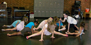 charlotte north carolina dance classes for kids
