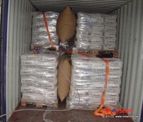貨櫃填充氣袋