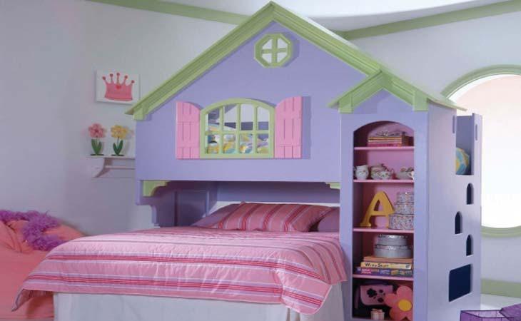 Dormitorios originales para ni os y ni as decoracion - Dormitorios infantiles originales ...