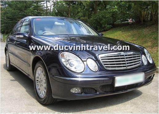Cho thuê xe cưới Mercedes E280 - Thương hiệu xe cưới Đức Vinh 1