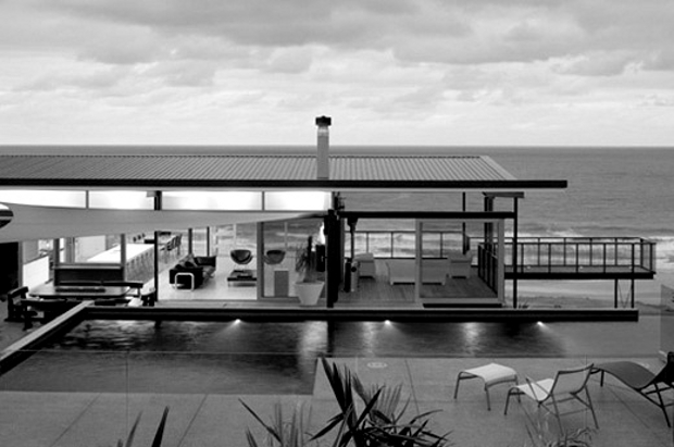 Black And White Photography Beach Beach House Black And White