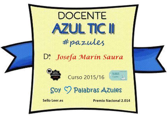 Docente AZUL TIC Curso 2015/2016
