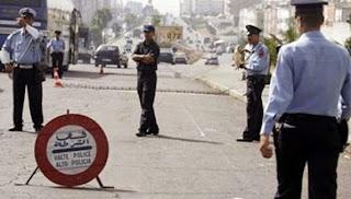 من حقوق السائقين أمام رجال الأمن و الدرك