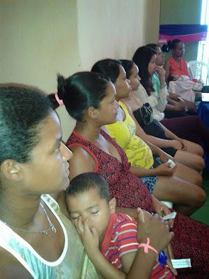 CRAS faz reuniões semanais que orientam e conscientizam gestantes de Floresta Azul