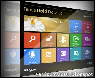 New Panda Gold Protection Full Serial Key
