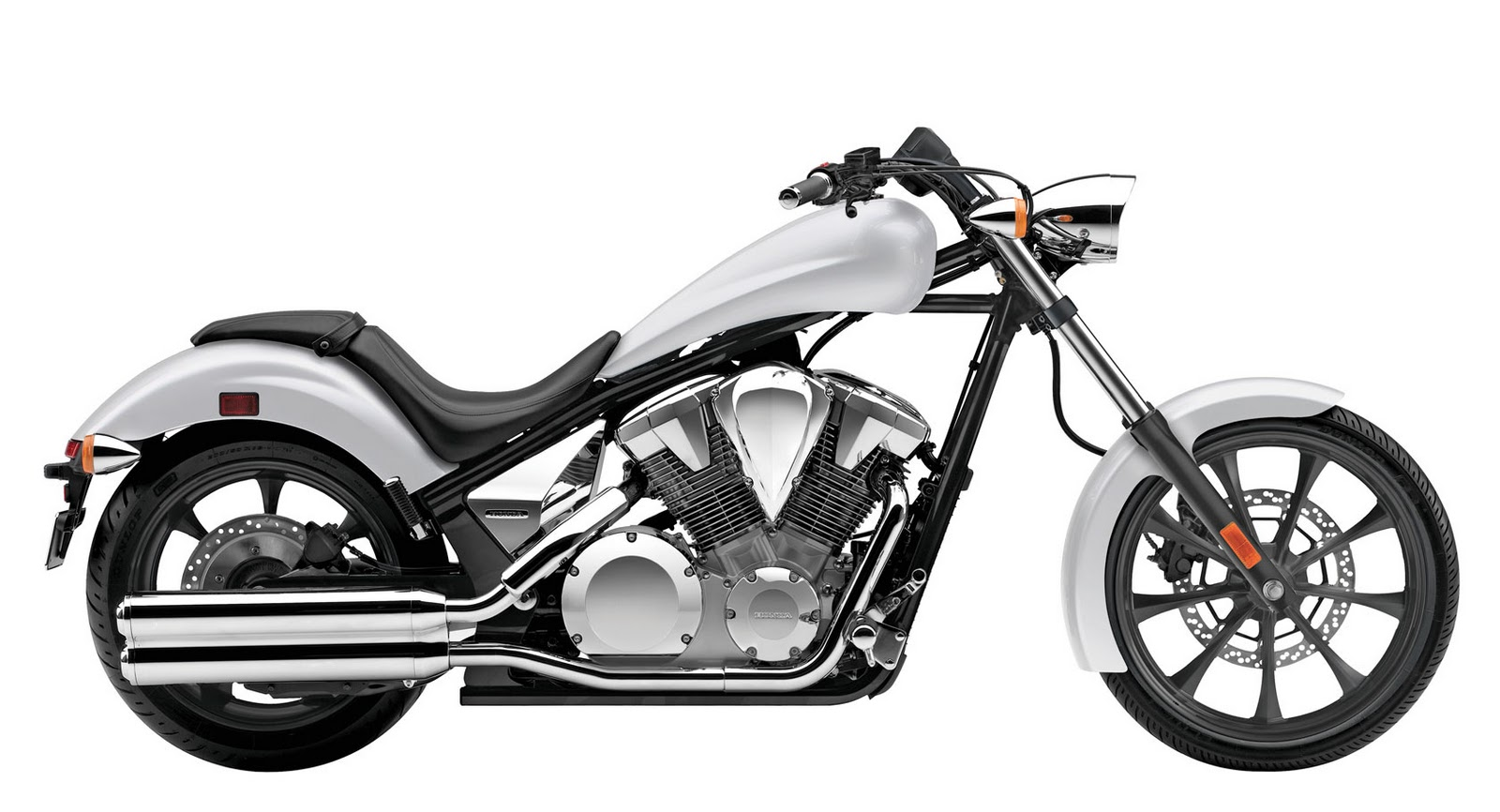 Honda Motorcycle Pictures Honda Fury Vt 1300 Cx 2011