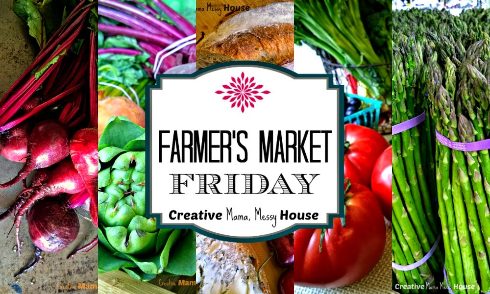 Farmer's Market Friday Link Party