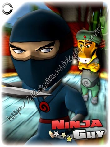 Free Download Games - Ninja Guy