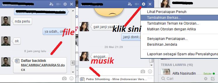 Trik FB terbaru 2014