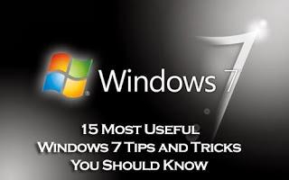 Top 15 Windows 7 Tips And Tricks | Windows 7 Tricks