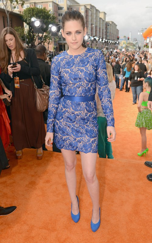Dtodoblog: Kristen Stewart: Kids Choice Awards 2012
