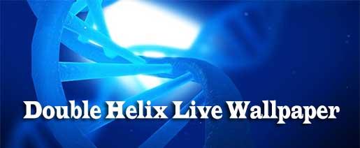 Double Helix Live Wallpaper v1.0.0 Apk Full