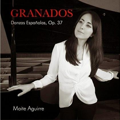 Granados Danzas Espanolas - Maite Aguirre