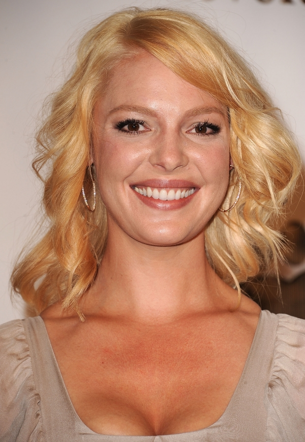 Katherine Heigl Heigl Hairstyles